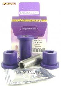 Tuleja poliuretanowa POWERFLEX Daewoo Matiz M100 & M150 (1998-2008) PFF73-201 Diag. nr 1