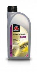 Olej przekładniowy Millers Oils EP 80w90 GL4 1l