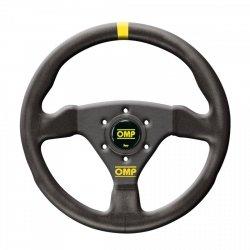 Kierownica OMP Trecento Rally (zamsz)