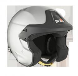 Kask Stilo Trophy DES JET Composite HANS (FIA)