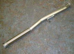 Tłumik środkowy układu wydechowego Hayward & Scott Subaru Impreza 06-07