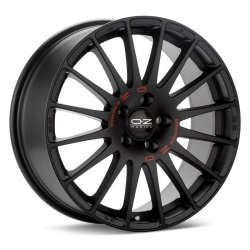 Felga OZ RACING OZ SUPERTURISMO GT MATT BLACK 6,5x15 4x108 ET18