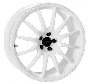 Felga Team Dynamics PRO RACE 1.2 7x15 czarny lub biały