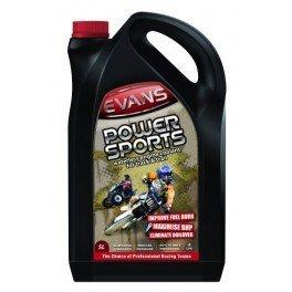 Bezwodny płyn chłodniczy Evans Power Sports 180 5l