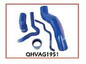 Zestaw węży silikonowych układu turba do aut grupy VAG (Audi TT, Seat, golf 4)