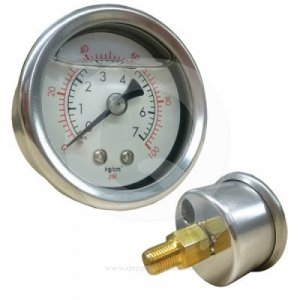 Zegar ciśnienia paliwa QSP