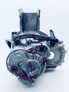 Sekwencyjna skrzynia biegów XShift Gearboxes Lancer EVO 7-9, X 6 biegów