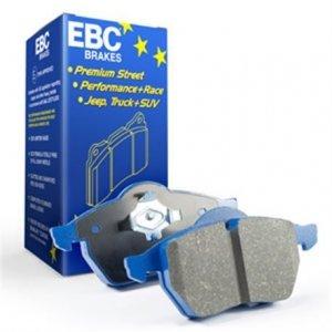 Klocki hamulcowe EBC BLUESTUFF tył SUBARU Legacy 2.0 TD (BRD) 2009-2014