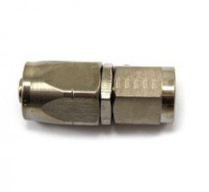 Złączka żeńska prosta Aeroquip -10JIC niklowana