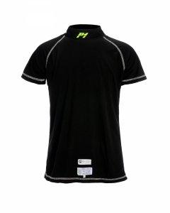 Koszulka P1 Advanced Racewear MODACRYLIC czarna