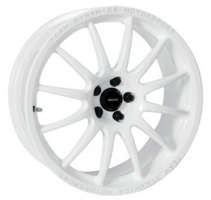 Felga Team Dynamics PRO RACE 1.2 8x17 czarny lub biały