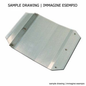 Płyta pod silnik OMP FORD Ranger (differential guards) 2.5 TD pick-up >07
