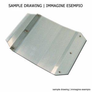 Płyta pod silnik OMP PEUGEOT 205 1.6 GTI/ 1.9 GTI