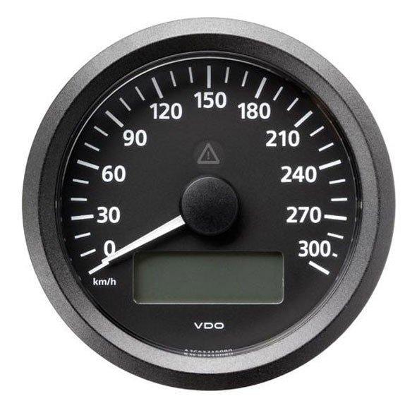 Prędkościomierz VDO Viewline (0-300) 110mm