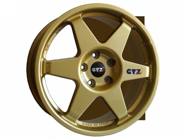 Felga GTZ Corse 8x18 2121 Subaru Impreza 5x100 (replika SPEEDLINE Corse 2013)