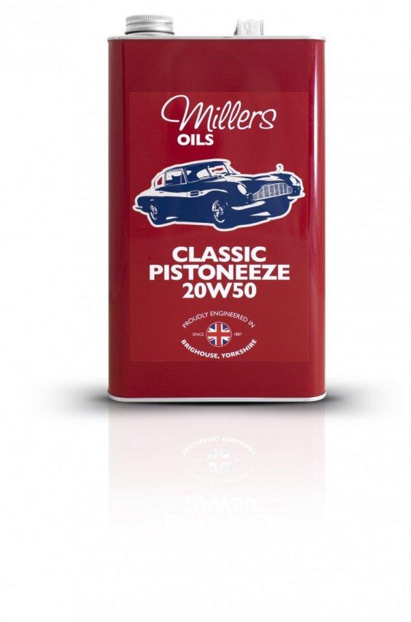 Olej Classic Pistoneeze 20w50 5l
