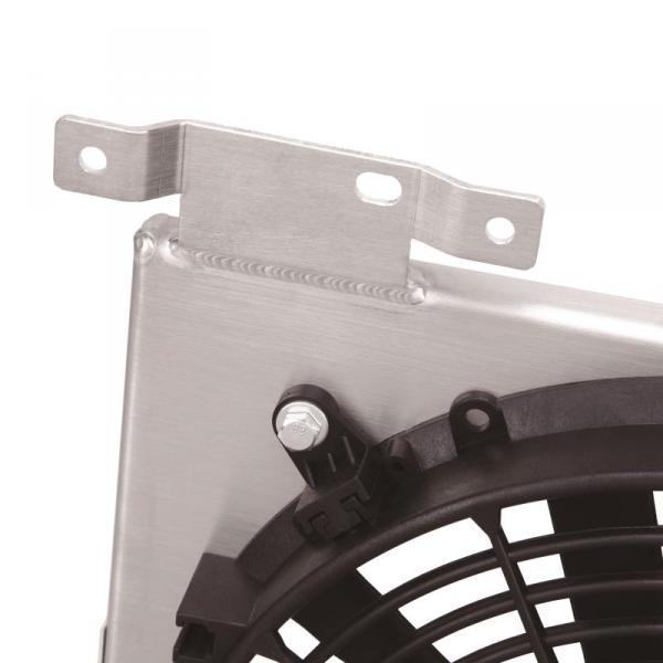 Wentylatory z aluminiową obudową Mishimoto SUBARU IMPREZA WRX / STI 2008-2015
