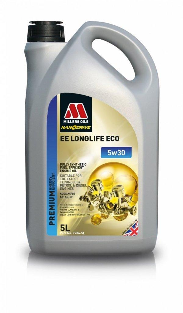 Olej Millers Oils EE Longlife ECO 5w30 5l