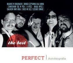 CD THE BEST PERFECT AUTOBIOGRAFIA