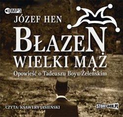 CD MP3 BŁAZEN WIELKI MĄŻ