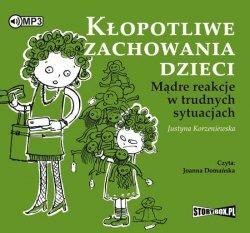 CD MP3 KŁOPOTLIWE ZACHOWANIA DZIECI WYD. 2