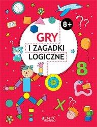 GRY I ZAGADKI LOGICZNE 8+