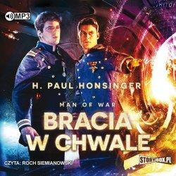 CD MP3 BRACIA W CHWALE MAN OF WAR TOM 3