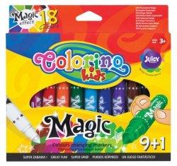FLAMASTRY COLORINO KIDS MAGICZNE 10 KOLORÓW