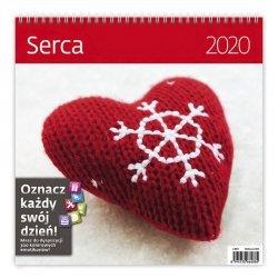 KALENDARZ 2020 SERCA 30X30