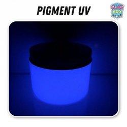 PIGMENT FLUORESCENCYJNY UV FIOLETOWY