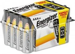BATERIE ENERGIZER ALKALINE POWER E92 BB24 VALUE BOX 24SZT