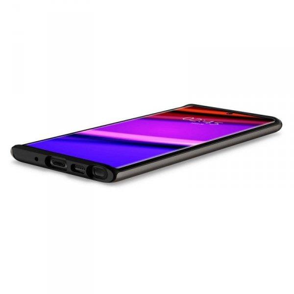 Etui Spigen Neo Hybrid Galaxy Note 10 Gunmetal
