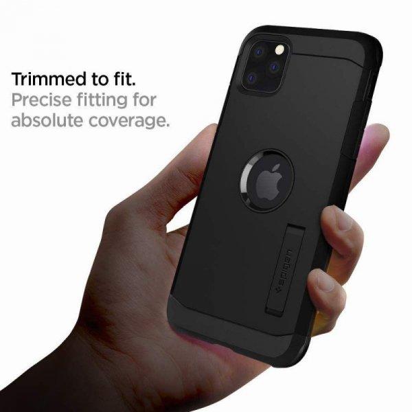 Etui Spigen Tough Armor Iphone 11 Pro Black