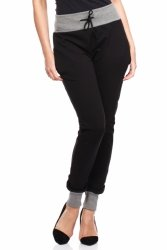 Spodnie Damskie Model MOE141 Black