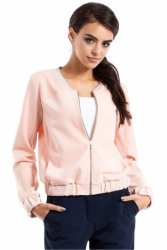 Kurtka Damska Model MOE230 Powder Pink
