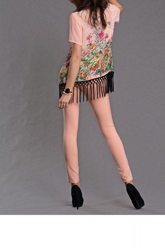 Spodnie Damskie Model 15215 Dirty Pink