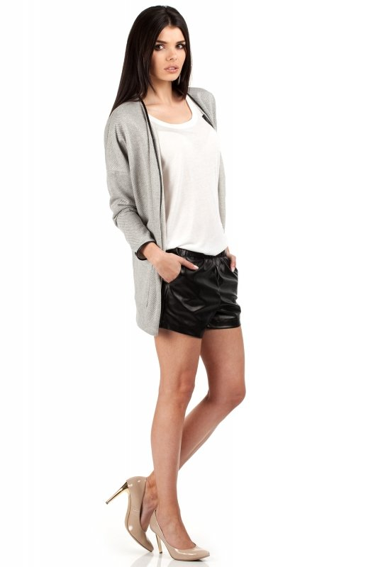 Sweter Damski Model MOE076 Grey