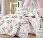 Pościel Mengtianzi 180x200 Róże 100% bawełna B-8719
