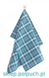 Ściereczka kuchenna Zwoltex Czapla - Szkocja Morski - 50x70 cm 100% bawełna