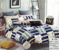 Pościel Mengtianzi 160x200 Kolorowa100% bawełna wz B-724