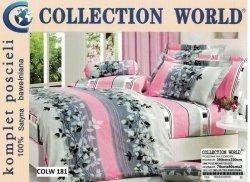 Bawełniana pościel Collection World 200x220 wz 181