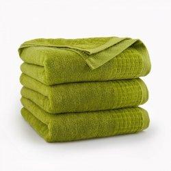 Ręcznik kąpielowy 70x140 Limonkowy Paulo - Zwoltex