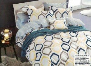 Pościel Collection World 200x220 Kolorowa 100% bawełna wz 905