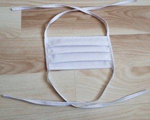 Maseczka Ochronna Wielorazowa Biała 18x9 cm