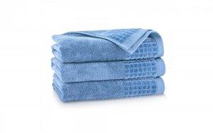 Ręcznik kąpielowy Zwoltex 70x140 Paulo 3 - Opal - Bawełna Egipska.