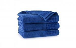 Ręcznik do rąk Zwoltex 30x50 Paulo 3 - Chabrowy - Bawełna Egipska.