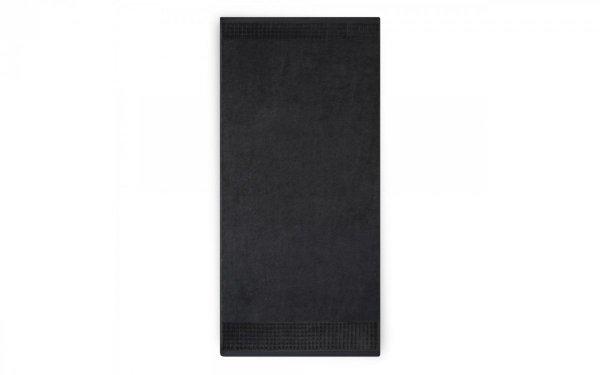 Ręcznik do rąk Paulo 3 Czarny - 50x100 cm