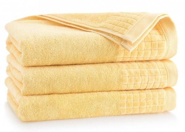 Ręcznik Paulo 3 50x100 Słomkowy - Bawełna Egipska