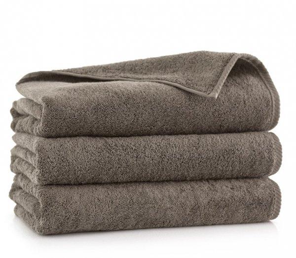 Ręczniki kąpielowy Zwoltex Kiwi 2 Taupe 50x100 cm