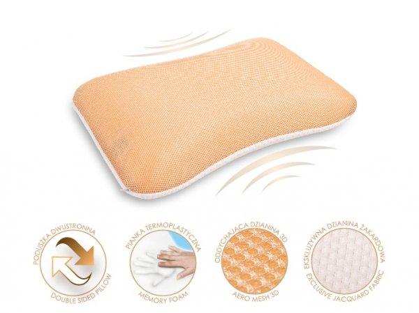 Poduszka Delta Matex - dla osób z bólami kręgosłupa